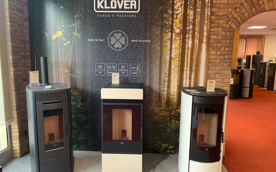 Nouveaux appareils Klover en magasin